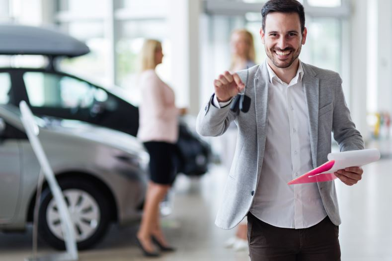5 Reasons Why You Shouldn't Be Afraid To Buy A New Vehicle