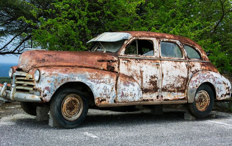 6 Ways to Get Rid of Your Old Car