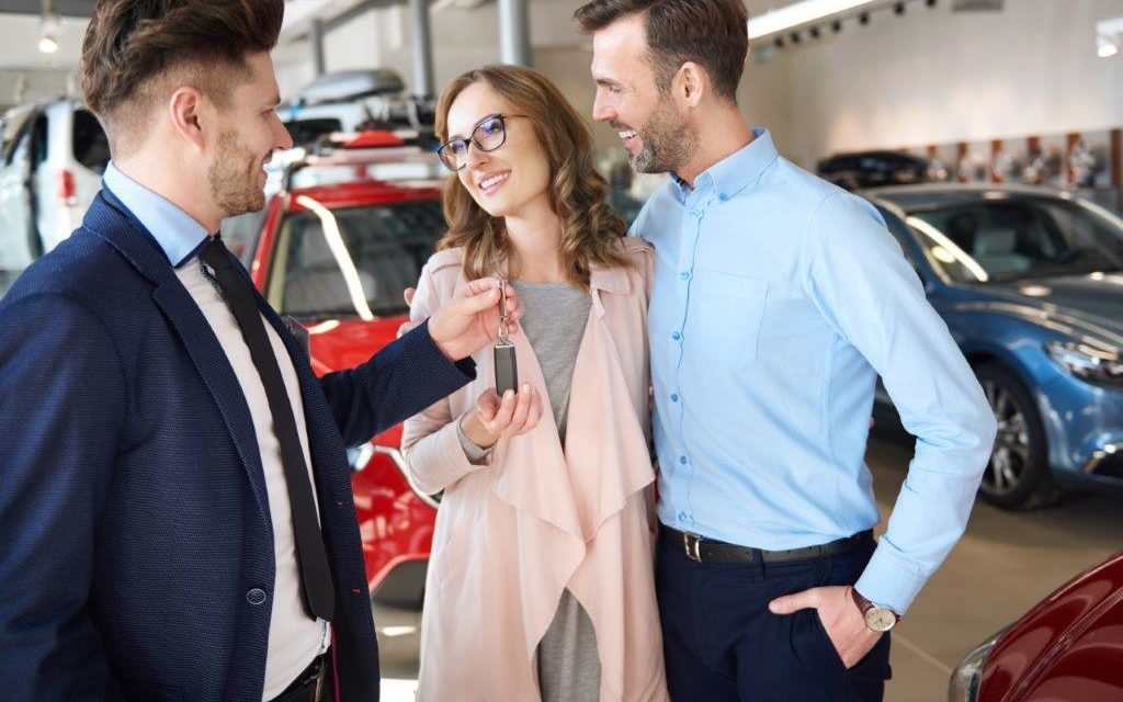 10 Signs That You're a Car Salesperson