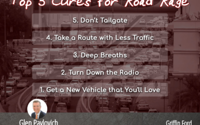 5 Cures For Road Rage