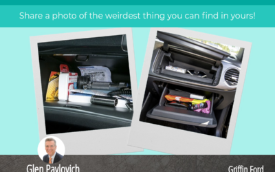 Take The Glove Compartment Challenge