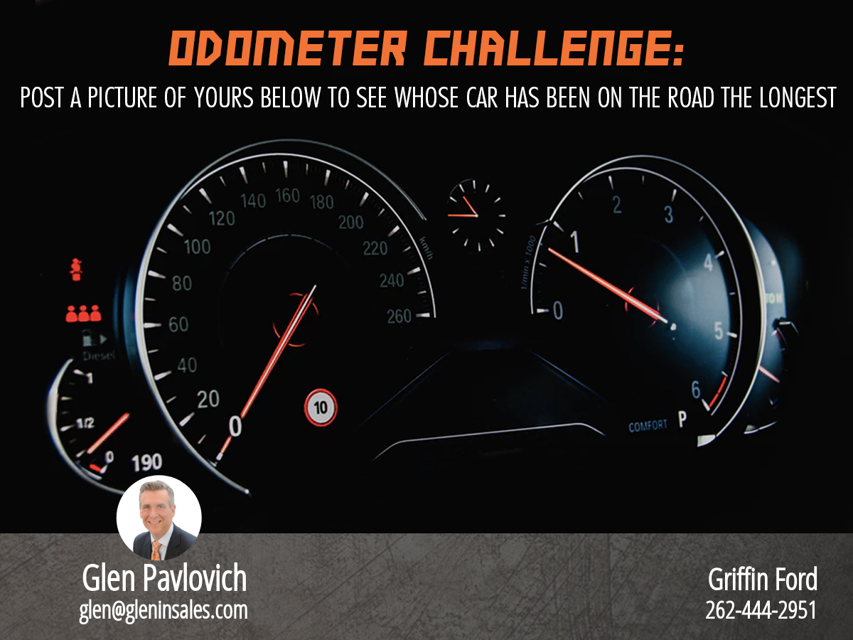 Take The Odometer Challenge