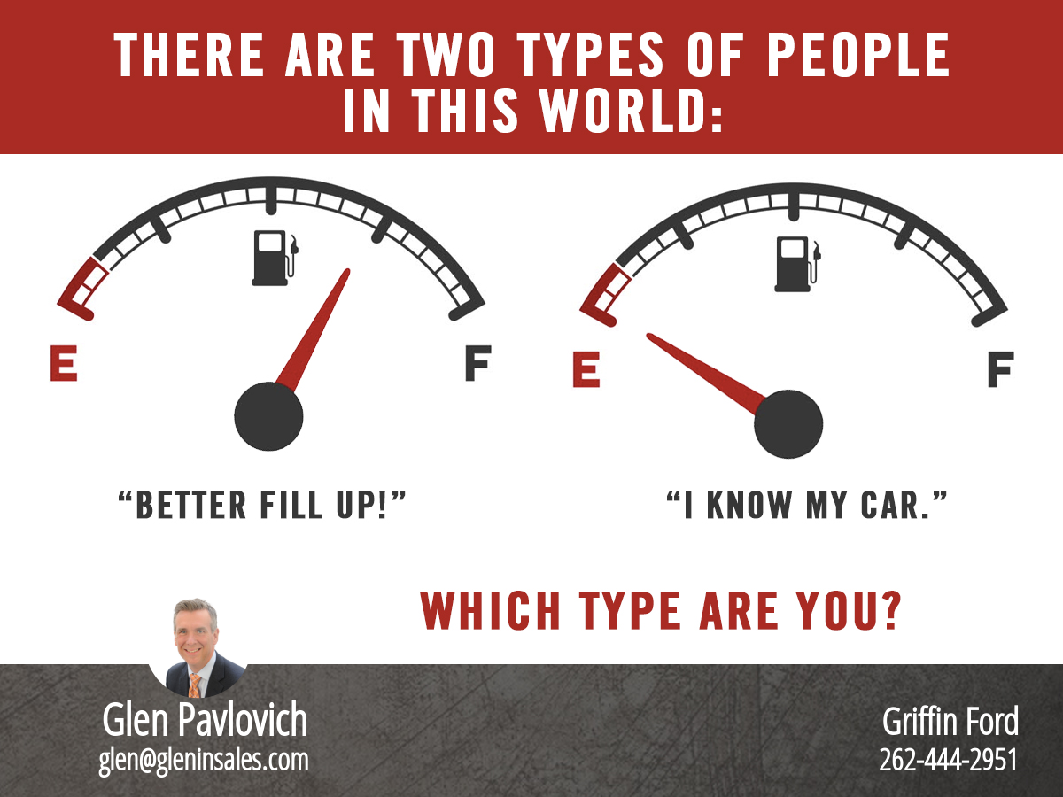 There Are Two Types Of Car People