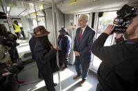 Barrett administration eyes using federal stimulus funds to expand Milwaukee streetcar